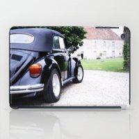 Vintage Volkswagon Beetl… iPad Case