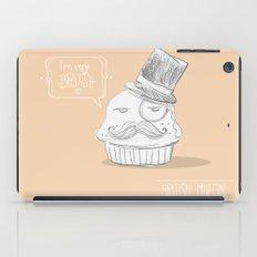 british muffin iPad Case