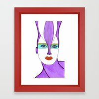 Numa (previous age) Framed Art Print