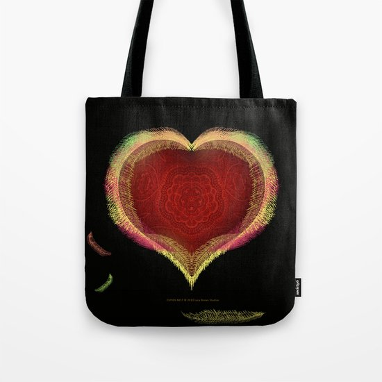 Cupids Nest 033 Tote Bag