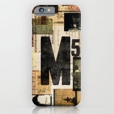 M5 Collection iPhone 6s Slim Case