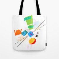 Rocko's Modern Art Tote Bag