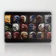 Marvelous Eighteen Laptop & iPad Skin