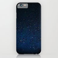 iPhone & iPod Case featuring CyberSpace by David Bastidas