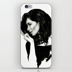 girl jazz iPhone & iPod Skin