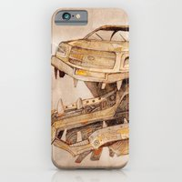 Mechanical Reincarnation iPhone 6 Slim Case
