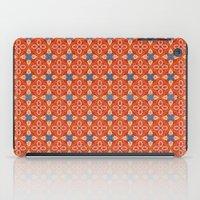 Moroccan Motet Pattern iPad Case