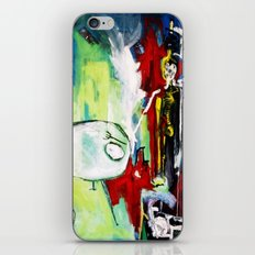 Fear of the Unknown iPhone & iPod Skin