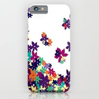 iPhone & iPod Case featuring Flowered Up by Jennifer Leigh Whitfield