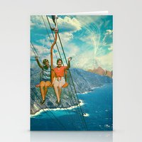 The Lift Stationery Cards