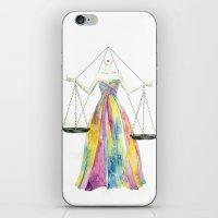 Zodiac - Libra iPhone & iPod Skin