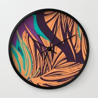 Butterfly Thing Wall Clock
