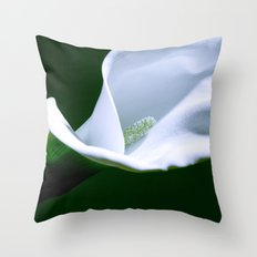floral study Throw Pillow