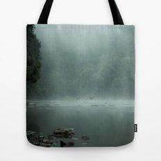 In the Fog Tote Bag