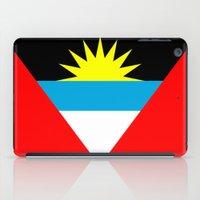Antigua and Barbuda country flag iPad Case