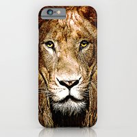 iPhone & iPod Case featuring Fiercely Captivating  by D77 The DigArtisT