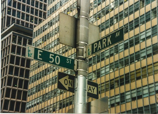 50th and Park Art Print