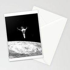 asc 579 - Le vertige (Gaze into the abyss) Stationery Cards