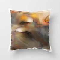 Senses . . . Throw Pillow