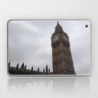 Big Ben London Laptop & iPad Skin