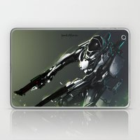 Dual Gunner Laptop & iPad Skin
