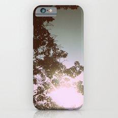 Sun Burned Leaves Slim Case iPhone 6s