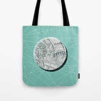Eclipsed. Tote Bag