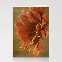 Vintage Chrysanthemum Stationery Cards
