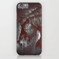 iPhone & iPod Case featuring DARK HORSE by Ptitecao