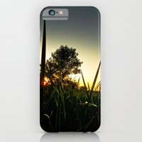 iPhone & iPod Case featuring Slice of the Sky by Shipwreck Moon Designs