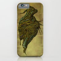 iPhone & iPod Case featuring Manifold B by Malodomini
