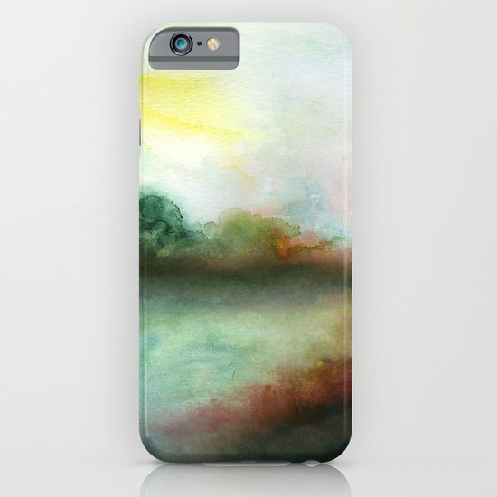 Mourning Morning iPhone & iPod Case