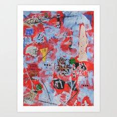 The Wild Ones Inspired B… Art Print