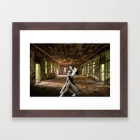 Love Eternal Framed Art Print