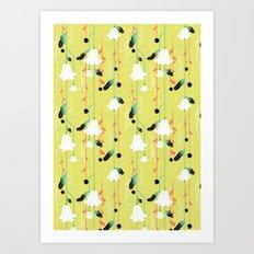 Poisonflower Art Print
