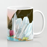 Ice gem Mug