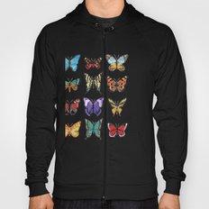 Butterflies (Papillons) Hoody