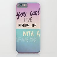 iPhone & iPod Case featuring Positive life  by VisualPonderland