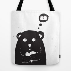 What love is Tote Bag