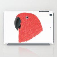 Amazon Eclectus [Female] iPad Case