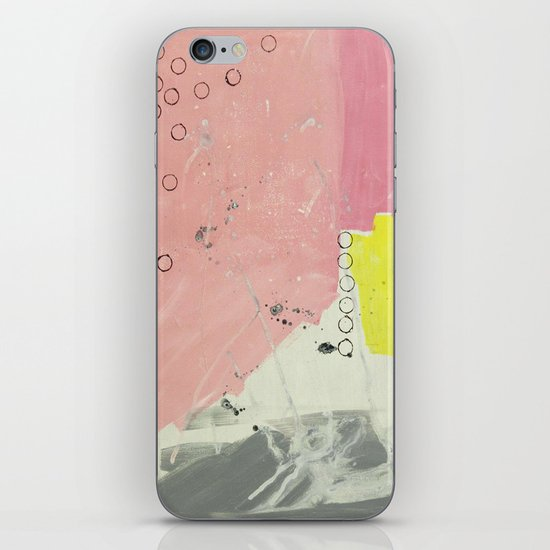 Abstract painting 2 iPhone & iPod Skin