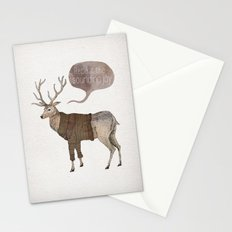 Repeat the Sounding Joy Stationery Cards
