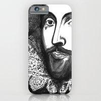 William Shakespeare Port… iPhone 6 Slim Case