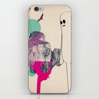 Spy_lungone iPhone & iPod Skin