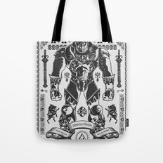 Legend of Zelda Ganondorf the Wicked Tote Bag