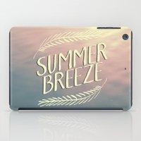 Summer Breeze II iPad Case