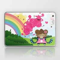 Cotton Candy Can Save Th… Laptop & iPad Skin
