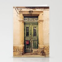 Nicosia Doorway Stationery Cards