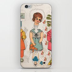 Silly Girls iPhone & iPod Skin