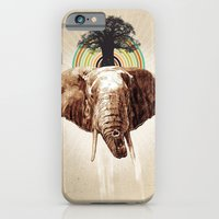 """iPhone & iPod Case featuring Glue Network Print Series """"Environment & Animals"""" by Blaine Fontana"""